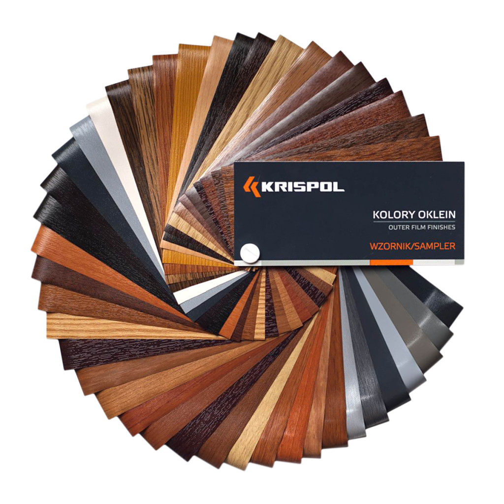 Krispol - kolory